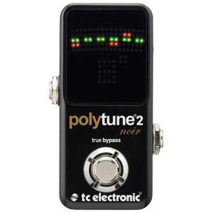 Tc Electronic Polytune Noir 2 - Mini Polyphonic Guitar Tuner