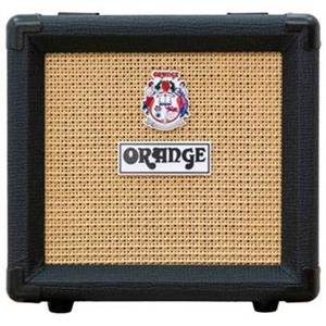 "Orange PPC108 'Micro DARK' 1x8"" Cabinet - BLACK"