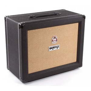 "Orange PPC112 1x12"" Guitar Cabinet - Black"