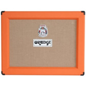 "Orange PPC212 2x12"" Cabinet - Closed Back"