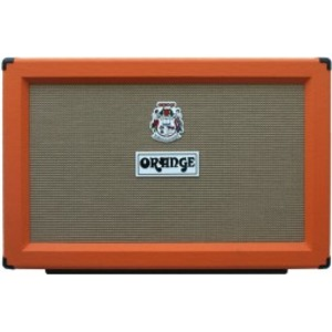 "Orange PPC212 2x12"" Cabinet - Open Back"