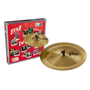 Paiste PST3BS2FX PST 3 Effects Cymbal Pack