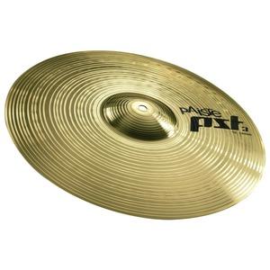 "Paiste PST 3 Crash Cymbal - 16"""
