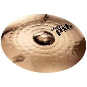 "Paiste PST 8 Reflector Medium Crash Cymbal - 18"""
