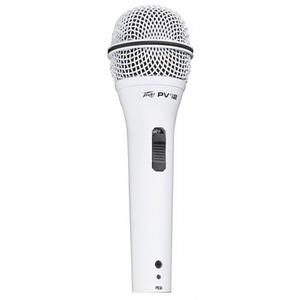 Peavey PVI II Microphone - WHITE - XLR-XLR