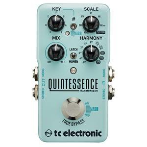 Tc Electronic Quintessence Harmonizer Pedal