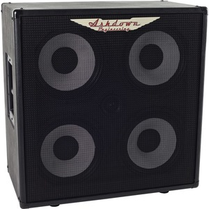 "Ashdown Rootmaster EVO II 4x10"" Bass Cabinet - Whiteline Speaker"
