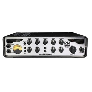 Ashdown RM500 EVO II Rootmaster 500w Bass Head