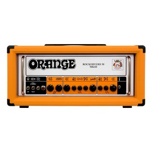 Orange Rockerverb MkIII 50 Watt Guitar Head