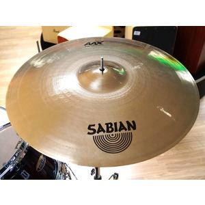 "SECONDHAND Sabian AAX Stage Ride 20"" Cymbal"