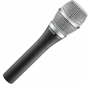 Shure SM86 Cardioid Condenser Microphone