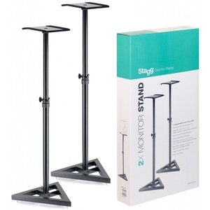 Stagg Studio Monitor Stand Set