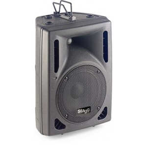 "Stagg SMS8P 8"" Powered Speaker - SINGLE"
