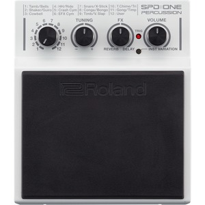Roland SPD::ONE Percussion - Trigger Percussion Pad