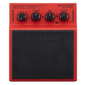 Roland SPD::ONE Wav - Trigger Percussion Pad
