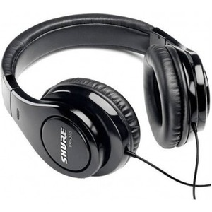 Shure SRH240A Closed Back Headphones