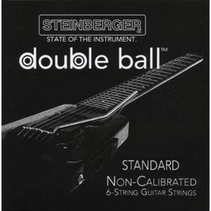 Steinberger Double Ball End Guitar Strings - Standard 10-46