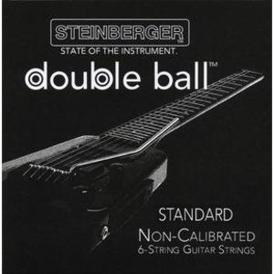 Steinberger Double Ball End Guitar Strings - Standard 10-46