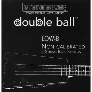 Steinberger Double Ball End 5-String Bass Strings