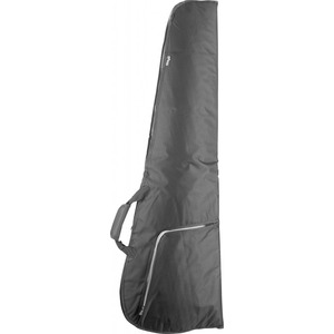 Stagg 10mm Padded Guitar Gig Bag - Triangular Bass