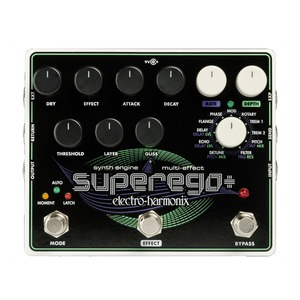 Electro Harmonix Superego Plus Pedal