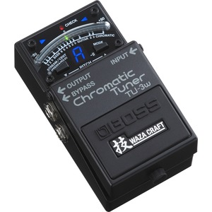 Boss TU-3W Waza Craft Chromatic Guitar Tuner Pedal
