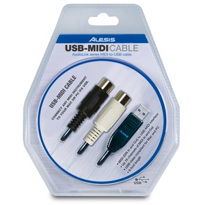 Alesis MIDI to USB Cable