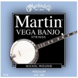Martin V730 Banjo Strings