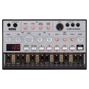 Korg Volca Bass - Analogue Bass Synth