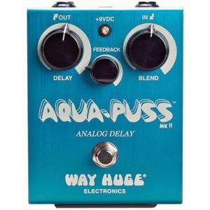Way Huge Aqua Puss MkII - Analog Delay Pedal
