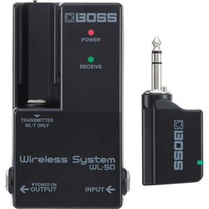 Boss WL50 Wireless Guitar System for Pedalboards