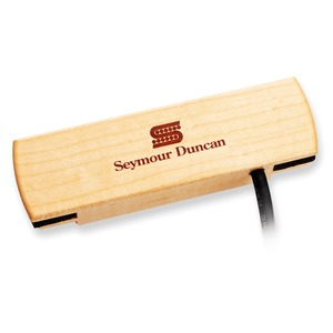 Seymour Duncan Woody HC Soundhole Acoustic Pickup - Maple