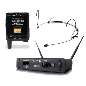 Line 6 XD-V55HS Digital Wireless Headset System