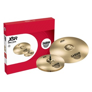 "Sabian XSR 14"" First Pack Set"