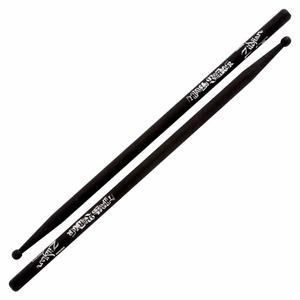 Zildjian Travis Barker Signature Drumsticks In Black
