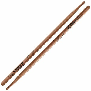 Zildjian Heavy Jazz Wood Tip Drumsticks