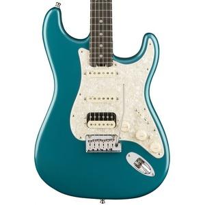 Fender American Elite HSS Shawbucker Strat - Ebony Fingerboard