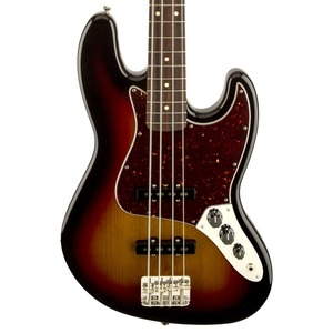 Fender Classic Series 60s Jazz Bass Lacquer - 3 Colour Sunburst