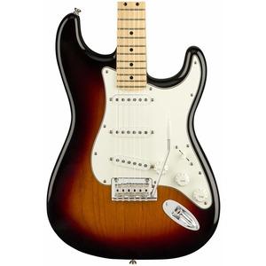 Fender Player Stratocaster - Maple Fingerboard - 3-Colour Sunburst