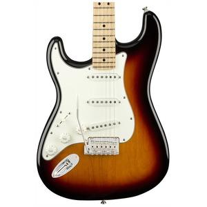 Fender Player Stratocaster LEFT HANDED - Maple Fingerboard - 3-Colour Sunburst