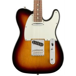 Fender Player Telecaster - Pau Ferro Fingerboard - Player Telecaster - 3-colour Sunburst / Pau Ferro