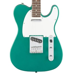 Squier Affinity Telecaster Electric Guitar - Laurel Fingerboard - Race Green