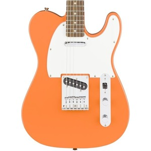 Squier Affinity Telecaster Electric Guitar - Laurel Fingerboard - Competition Orange