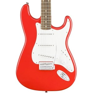 Squier Affinity Stratocaster Electric Guitar - Laurel Fingerboard - Racing Red