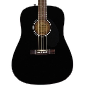 Fender CD60S Solid Top Dreadnought Acoustic Guitar