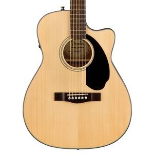 Fender CC60SCE Concert Electro Acoustic Guitar - Natural