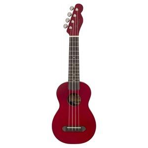 Fender Venice Soprano Ukulele - Venice Soprano Ukulele - Cherry