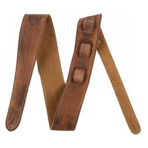 Fender Road Worn Guitar Strap - Brown