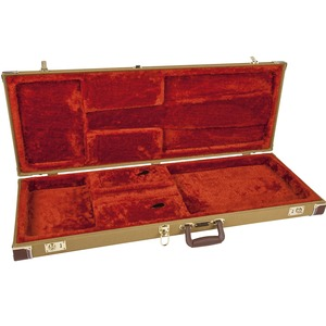 Fender Pro Series Black Hard Case