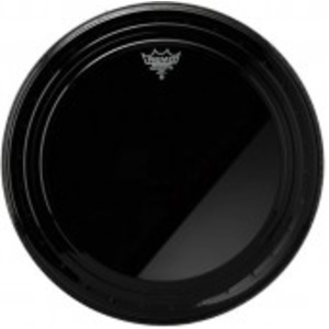 Remo Powerstroke Pro Ebony Bass Drum Resonant Head